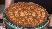 TARA GIDUS' PUMPKIN PECAN PIE
